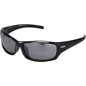 UVEX Sportstyle 211 Sportbrille black/silver black/silver
