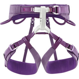 Petzl Luna Klettergurt Damen violett violett