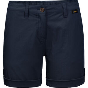 Jack Wolfskin Desert Shorts Damen midnight blue midnight blue