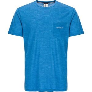 super.natural Movement T-Shirt Herren vallarta blue melange vallarta blue melange