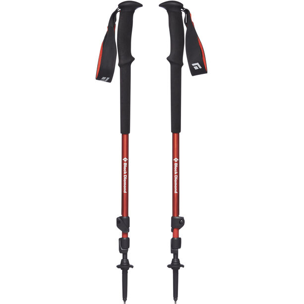 Black Diamond Trail Trekking Poles picante