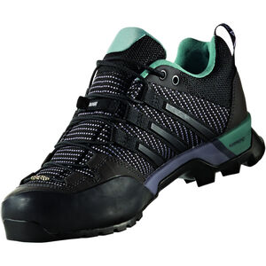 adidas TERREX Scope GTX Shoes Damen trace grey/core black/vapour steel trace grey/core black/vapour steel