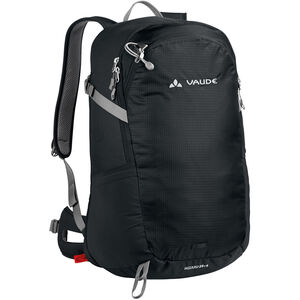 VAUDE Wizard 24+4 Backpack black black