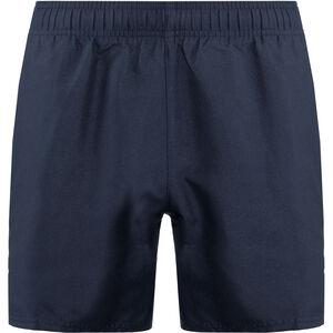 "Nike Swim Solid Lap 7"" Volley Shorts Herren black black"
