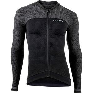 UYN Biking Alpha OW Langarmshirt Herren blackboard/charcoal blackboard/charcoal