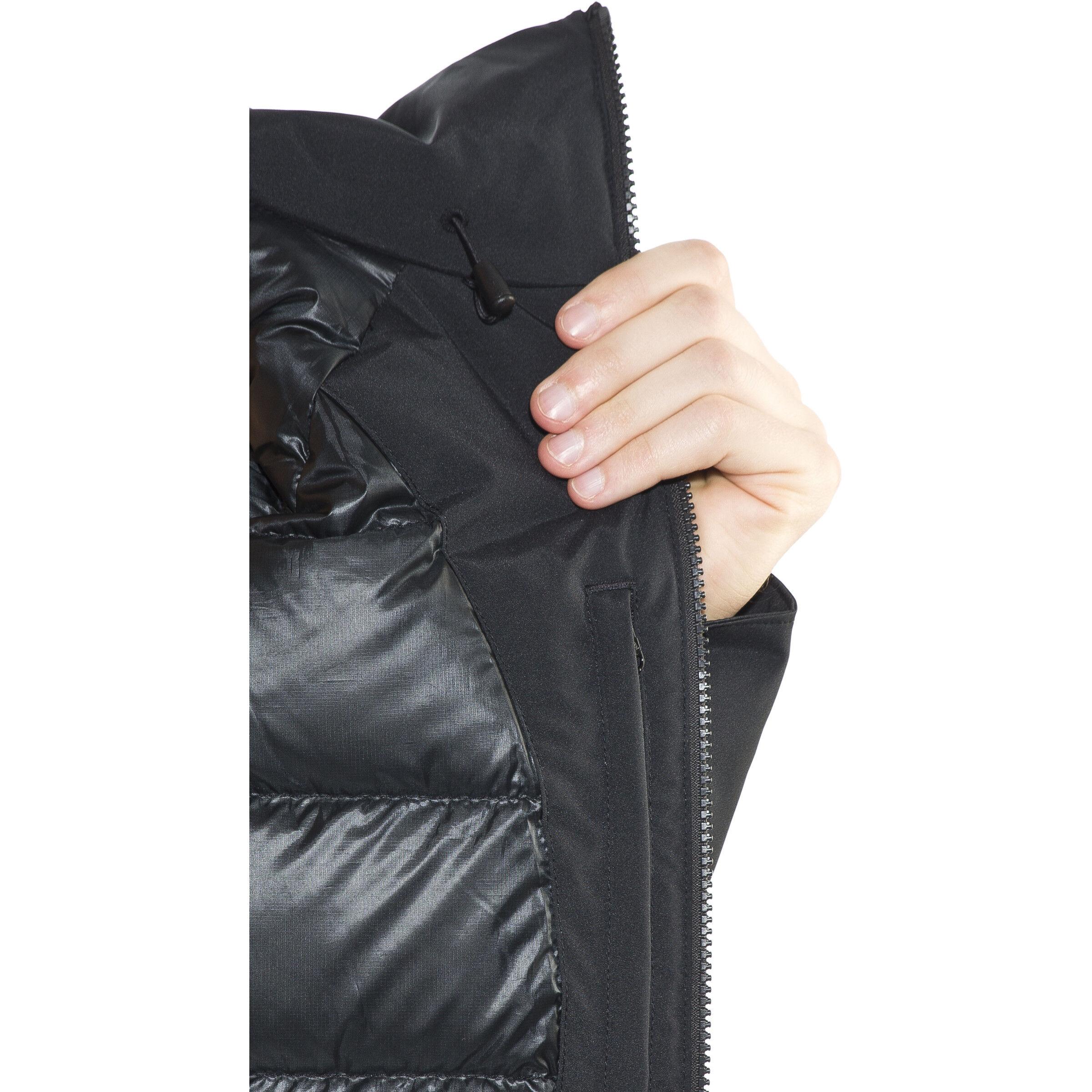 Yeti Reese Hardshell Down Jacket Herren black