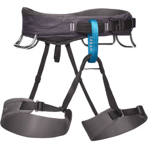 Black Diamond Momentum Harness Herren slate slate