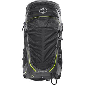 Osprey Stratos 26 Backpack Herren black black