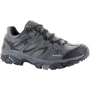 Hi-Tec Ravus Vent Low WP Shoes Herren charcoal/cool grey/black charcoal/cool grey/black