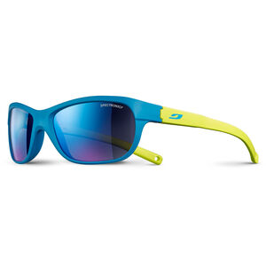Julbo Player L Spectron 3CF Sunglasses 6-10Y Kinder matt blue/yellow-multilayer blue matt blue/yellow-multilayer blue