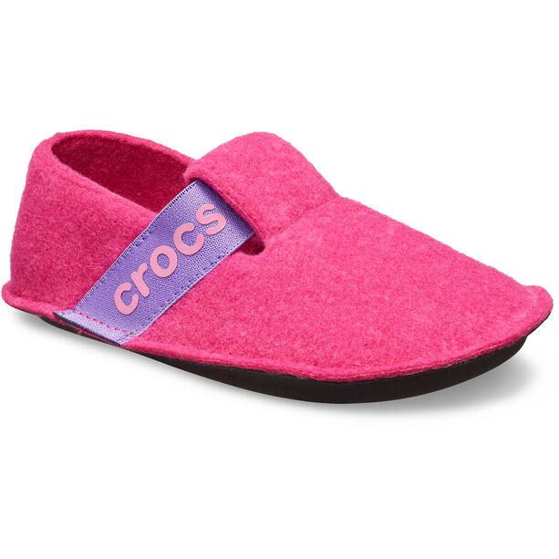 Crocs Classic Slippers Kinder candy pink