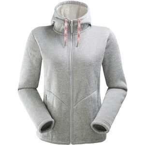 Lafuma Cali Hoodie Damen heather grey/light grey heather grey/light grey