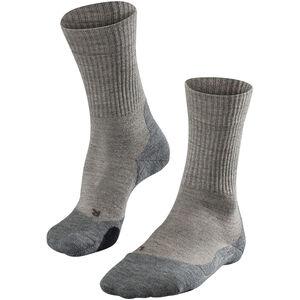Falke TK2 Wool Trekking Socks Damen kitt mouline kitt mouline