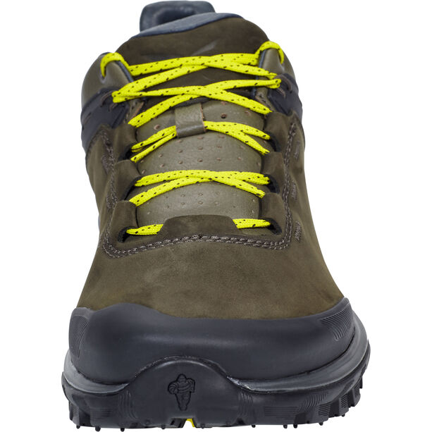 SALEWA Wander Hiker L Hiking Shoes Herren black olive/bergot