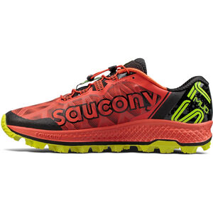 saucony Koa ST Shoes Herren Orange/Citron Orange/Citron