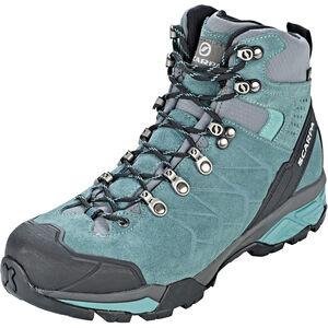 Scarpa ZG Trek GTX Shoes Damen nile blue/lagoon nile blue/lagoon