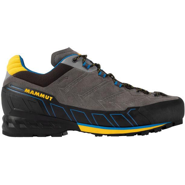 Mammut Kento Low GTX Schuhe Herren dark titanium/freesia