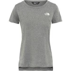 The North Face Quest T-Shirt Damen tnf medium grey heather tnf medium grey heather