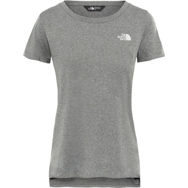 The North Face Quest T-Shirt Damen tnf medium grey heather