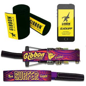 GIBBON Surferline Treewear Set lila lila