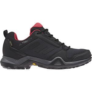 adidas TERREX AX3 GTX Schuhe Damen carbon/core black/active pink carbon/core black/active pink