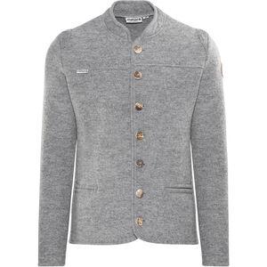 Maloja MilaunM. Alpine Wool Jacket Herren grey melange grey melange