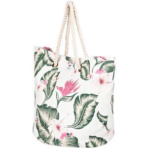 Roxy Sunseeker Beach Bag marshmallow tropical love marshmallow tropical love