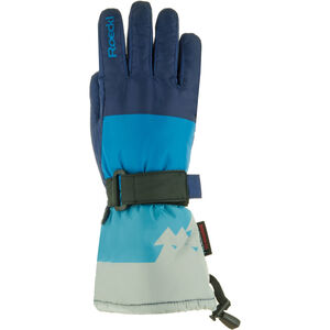 Roeckl Arlberg Ski Gloves Jungs indigo indigo