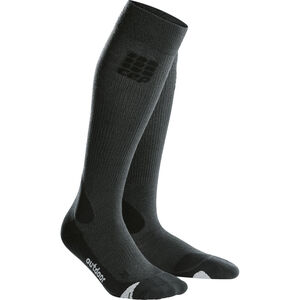 cep Pro+ Outdoor Merino Socken Damen grey/black grey/black