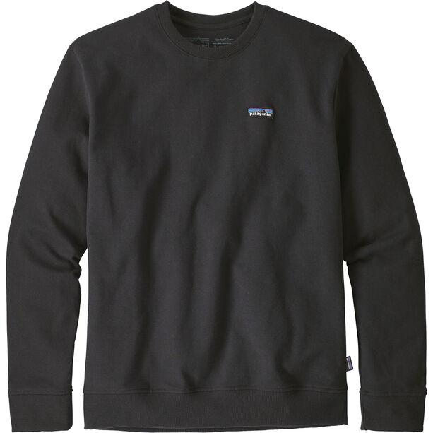 Patagonia P-6 Label Uprisal Crew Sweatshirt Herren black