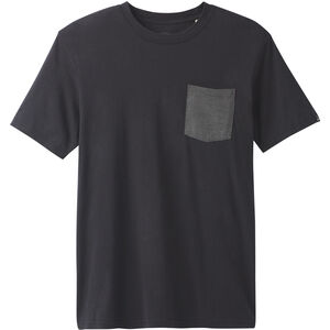 Prana Pocket Tee Herren black black