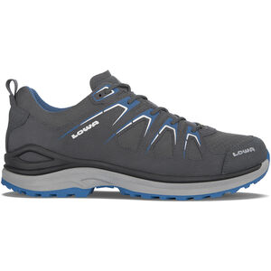 Lowa Innox Evo GTX Low Shoes Herren asphalt/blue asphalt/blue