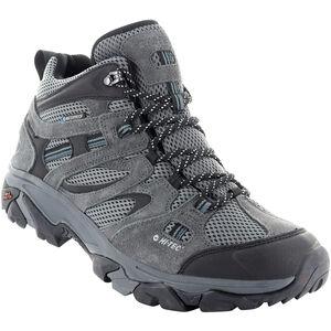 Hi-Tec Ravus Vent Mid WP Shoes Herren charcoal/cool grey/black charcoal/cool grey/black