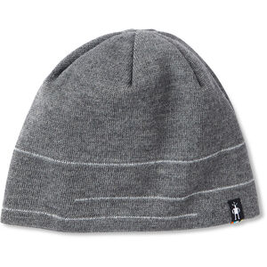 Smartwool Reflektierende Mütze medium gray heather medium gray heather