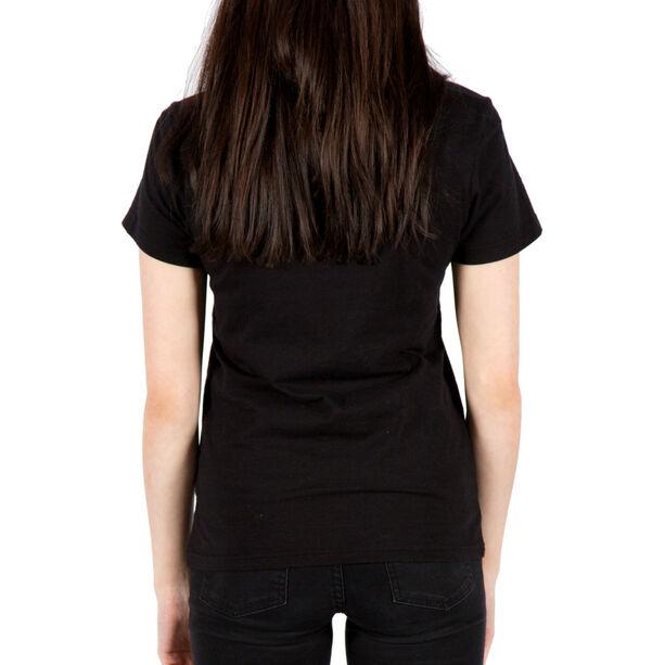 POLER Venn T-Shirt Damen black