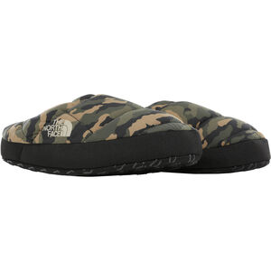 The North Face NSE Tent Mule III Schuhe Herren burnt olive green woodland camo print/tnf black burnt olive green woodland camo print/tnf black