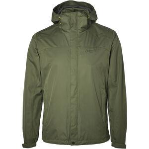 North Bend ExoRain Jacket Herren green lichen green lichen