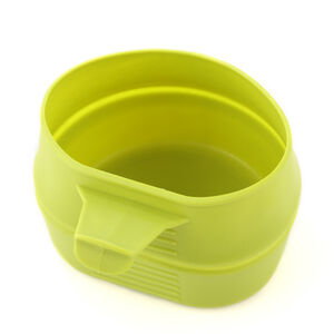 Wildo Fold-a-cup lime lime