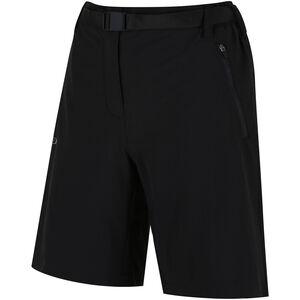 Regatta Xert II Stretch Shorts Damen black black