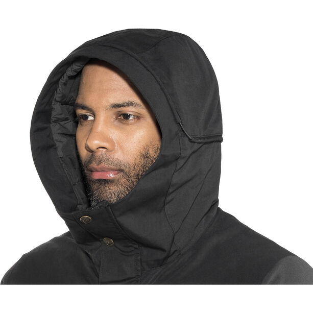 Fjällräven Övik Stretch Padded Jacket Herren black