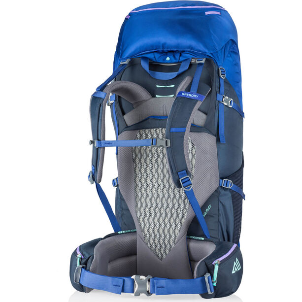 Gregory Amber 60 Backpack Damen pearl blue