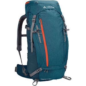 VAUDE Asymmetric 38+8 Backpack Damen blue sapphire blue sapphire