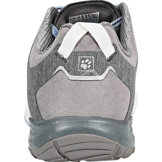Jack Wolfskin Portland Chill Low-Cut Schuhe Damen blue heaven