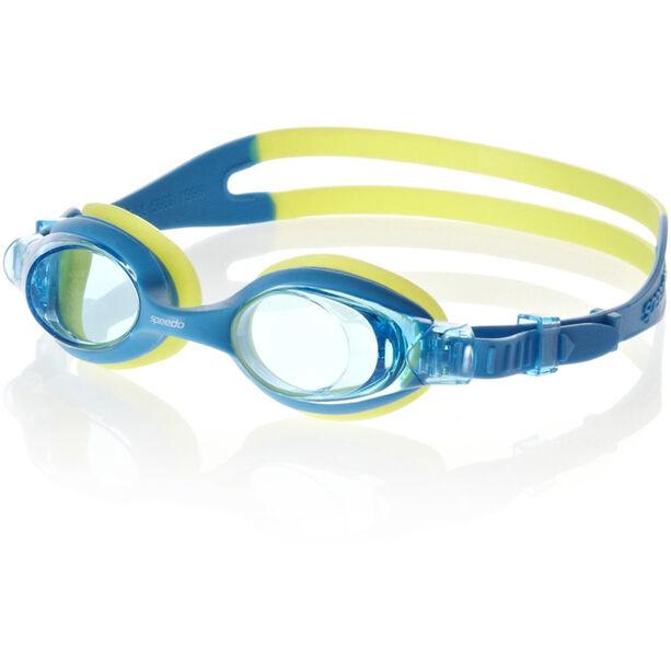speedo Sea Squad Skoogle Kinder sport blue/hydro green