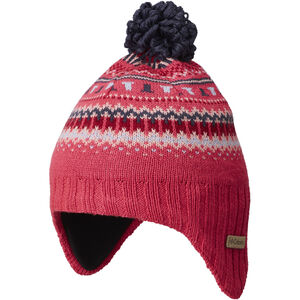Columbia Winter Worn II Peruvian Hat Youth cactus pink fairisle cactus pink fairisle
