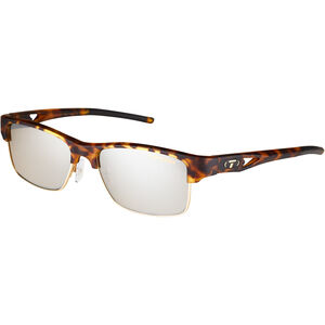 Tifosi Highwire Glasses Herren matte tortoise - brown matte tortoise - brown