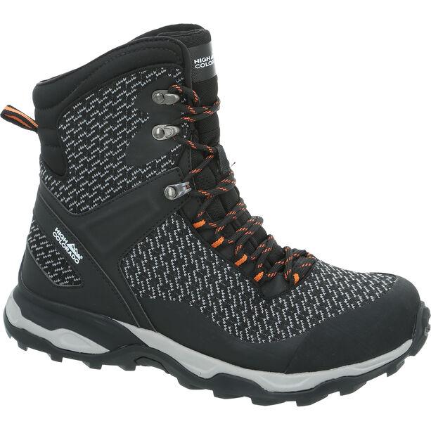 High Colorado Alaska Schuhe black-grey