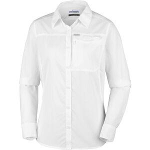Columbia Silver Ridge 2.0 Longsleeve Shirt Damen white white