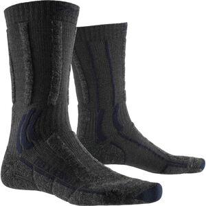 X-Socks Trek X Merino LT Socks anthracite/melange anthracite/melange