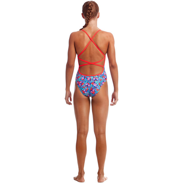 Funkita Strapped In One Piece Swimsuit Mädchen fly free